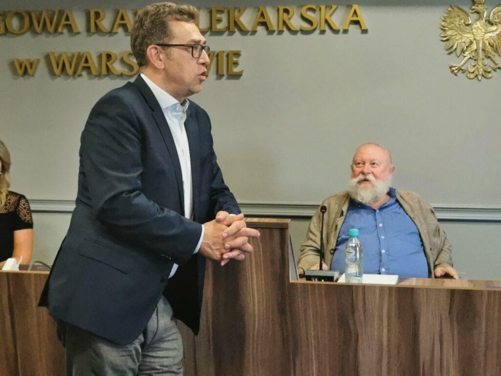 Źrodło: Okręgowa Izba Lekarska w Warszawie im. prof. Jana Nielubowicza
